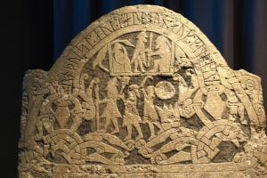 Rune stone viking tour
