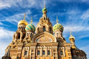 Church of the Spilled Blood silk road tour archaeology tour museum tour educational tour