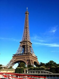 Eiffel Tower silk road tour archaeology tour museum tour