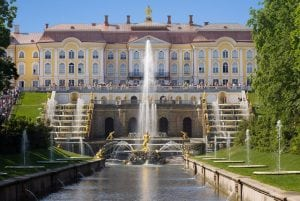 Peterhof silk road tour archaeology tour museum tour