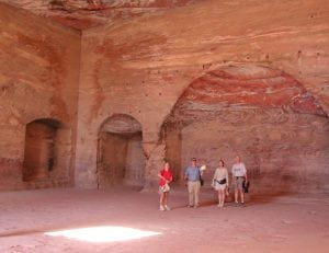 Petra tour Jordan tour archaeology tour educational tour
