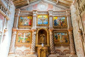 San Javier mission church Bolivia Far Horizons archaeology tour