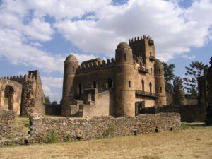 Gondor palace Ethiopia tour history tour.