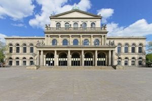 Hannover Opera House Germany tour archaeology tour
