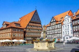 Hildesheim, Marktplatz, Germany tour Educational tour