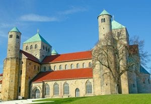 Hildesheim St. Michaels Church German tour educational tour