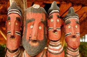 Konso masks Ethiopia tour archaeology tour