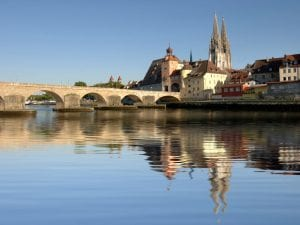Regensburg Germany tour archaeology tou educational tour