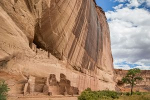 Canyon de Chelly White House ruins Southwest tour American Indian tou