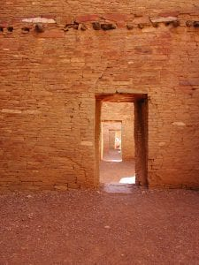 Chaco doorways Archaeology tour southwest tour educational tour