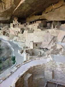 Mesa Verde Colorado tour archaeology tour southwest tour