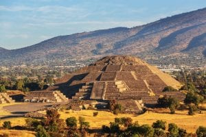 Teotihuacan archaeology tour Mexico tour educational tour