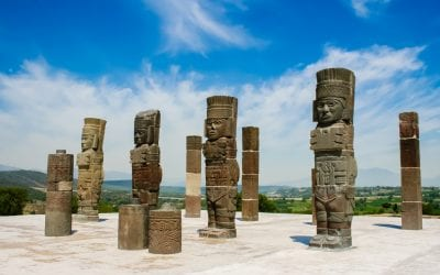 Who were the Toltecs?  And why are they so mysterious?