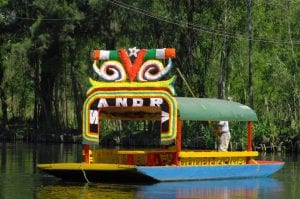 Xochimilco Mexico tour educational tour