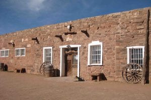 hubbell trading post Southwest tour archaeology tour