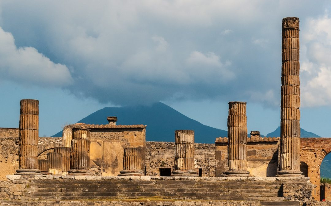 Pompeii and Mt. Vesuvius Italy tour