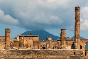 Pompeii and Mt. Vesuvius Italy tour
