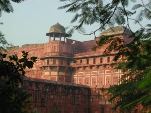 Agra Red Fort tour