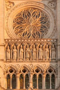 Amiens cathedral France tour