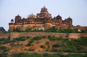 Datia Palace India tour adventure journey