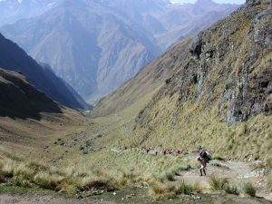 Dead Woman's Pass Peru tour trek adventure Inca Trail