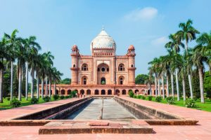 Delhi Humayun Tomb India tour
