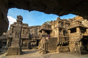 Ellora Cave archaeology tour India adventure educational tour