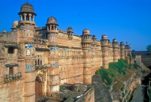 Gwalior Fort India Tour