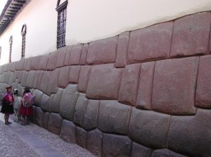 Inka wall Cusco Peru tour adventure