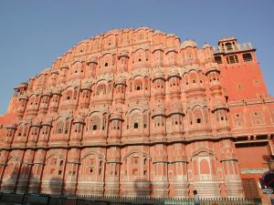 Jaipur palace of winds India tour