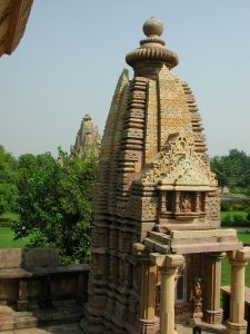 Khajuraho temple India tour
