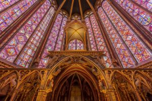 Paris Sainte Chappelle France tour