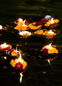 Varanasi candles India tour adventure historic tour