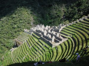 Winaywayna Peru tour adventure Hike Inka Trail