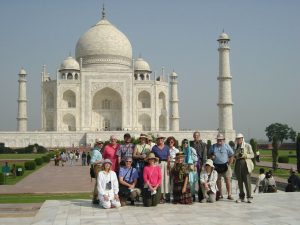 India tour Taj Mahal