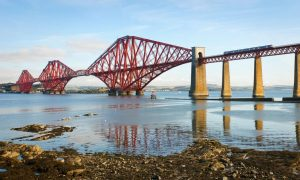 Forth Bridge Scotland tour Far Horizons