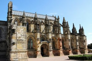Rosslyn chapel archaeology tour Scotland tour