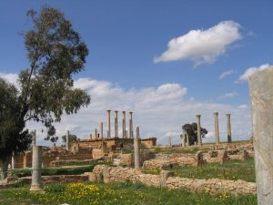 Kerkouane, Tunisia tour archaeology tour