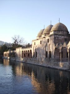 Sanliurfa Mosque Eastern Turkey