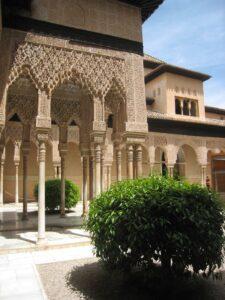 Alhambra Spain tour Morocco Granada