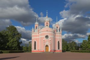 Chesma Church Russia tour archaeology tour museum tour