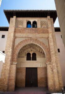 Corral del Carbon Granada Spain tour Morocco Moors