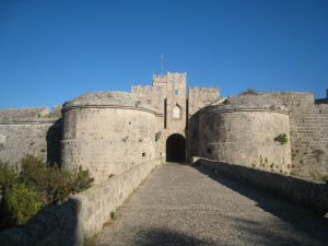 Crusader Knights tour Rhodes Greece tour archaeology history educational