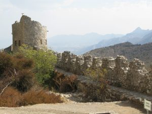 St. Hilarion Castle Cyprus - Crusader Knights Trip
