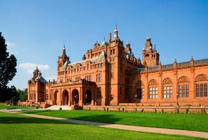 Kelvingrove Gallery Glasgow Scotland archaeology tour