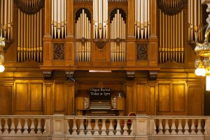 Kelvingrove pipe organ Scotland tour archaeology tour