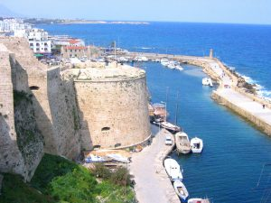 Kyrenia Castle Cyprus archaeology tour