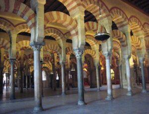 Mezquita Spain tour Morocco Moors