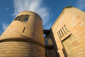 National Museum of Scotland archaeology tour.