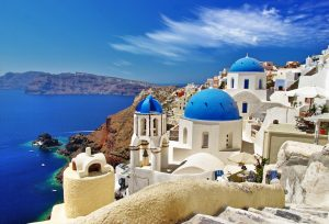 Santorini Greek tour archaeology educational tour